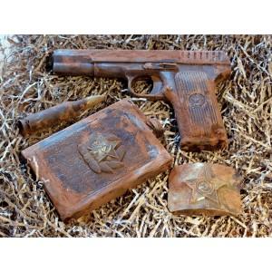 Набор подарочный № 20 с пистолетом